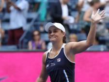 US Open: Asheligh Barty et Alexander Zverev sans problème