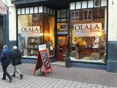 Rubberen trilringen moeten directe sluiting Olala Chocola in Arnhem voorkomen