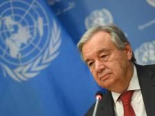VN-chef wil wereldwijde druk op militaire junta Myanmar opbouwen