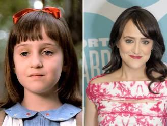 """Kindster uit de film 'Matilda' kreeg liefdesbrieven van vijftigers: """"Mijn hoofd werd op kinderporno geplakt"""""""