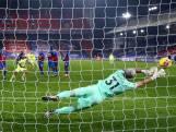 Newcastle United wint in laatste minuut van Crystal Palace