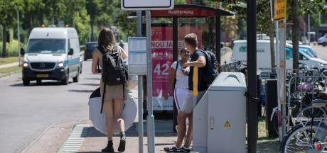 Vervangend busvervoer tussen Deventer en Zwolle gaat nog niet van een leien dakje