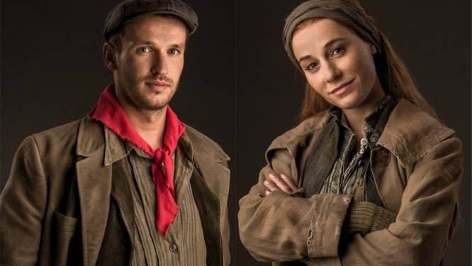Ianthe Tavernier en Michiel De Meyer vervoegen cast van musical 'Daens'