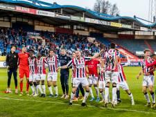 Voor winnend Willem II is het voetballeven weer even verrukkelijk