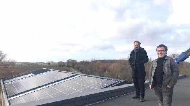 """Dranoeter vzw start project Greenfolk: """"Met isolatie en zonnepanelen maken we onze gebouwen klaar voor een groene toekomst"""""""