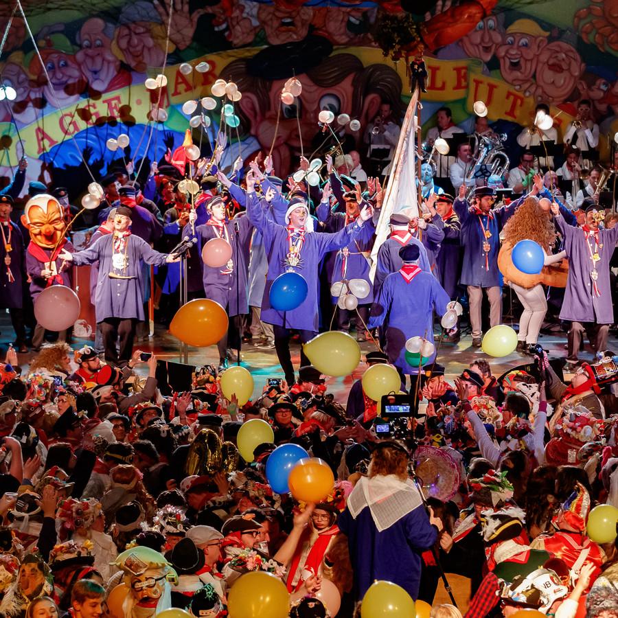Het Neuzebal is altijd de aftrap voor het Vastenavendseizoen. Het liedje wordt dit jaar digitaal bekendgemaakt.