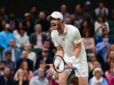 Andy Murray laat ook met kunstheup zien dat hij op Wimbledon tot prachtige dingen in staat is