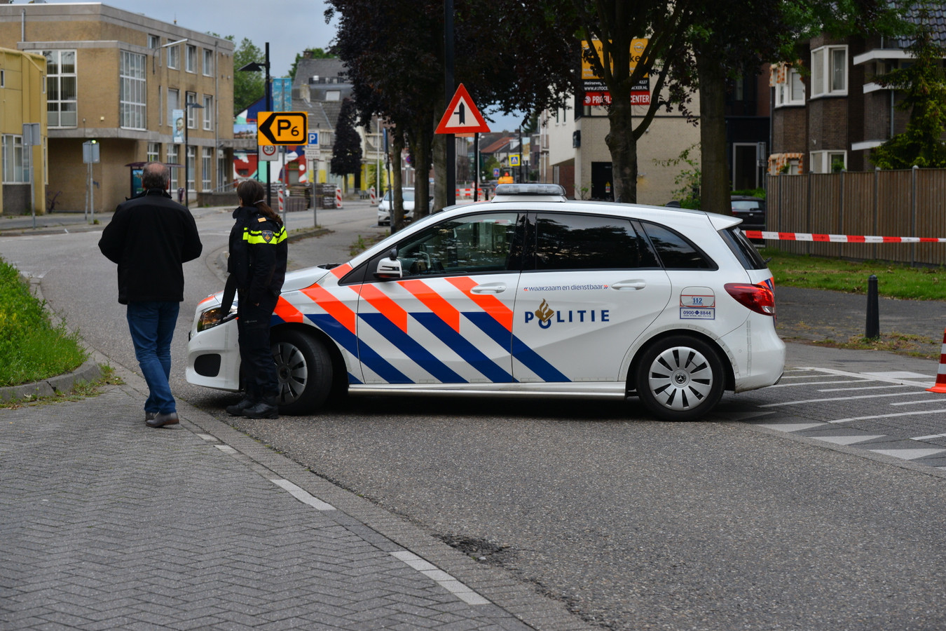 Explosief gevonden na mislukte plofkraak in Zundert