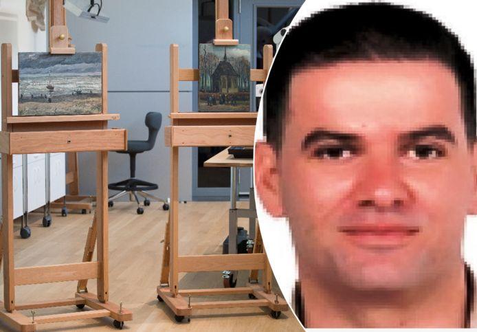 De Italiaanse maffiabaas Raffaele Imperiale werd begin augustus gearresteerd in Dubai. In 2016 vonden speurders twee gestolen Van Gogh schilderijen in een valse wand in een villa van Imperiale.