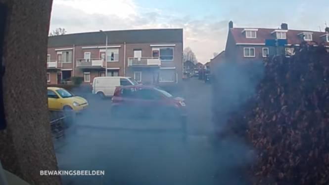 Ontploffing bij Tilburgse woning, verdachten nog steeds spoorloos