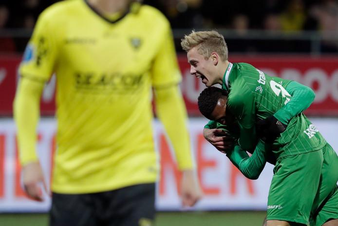 Kan er vanavond een speler van PEC Zwolle juichen in het thuisduel met FC Utrecht?