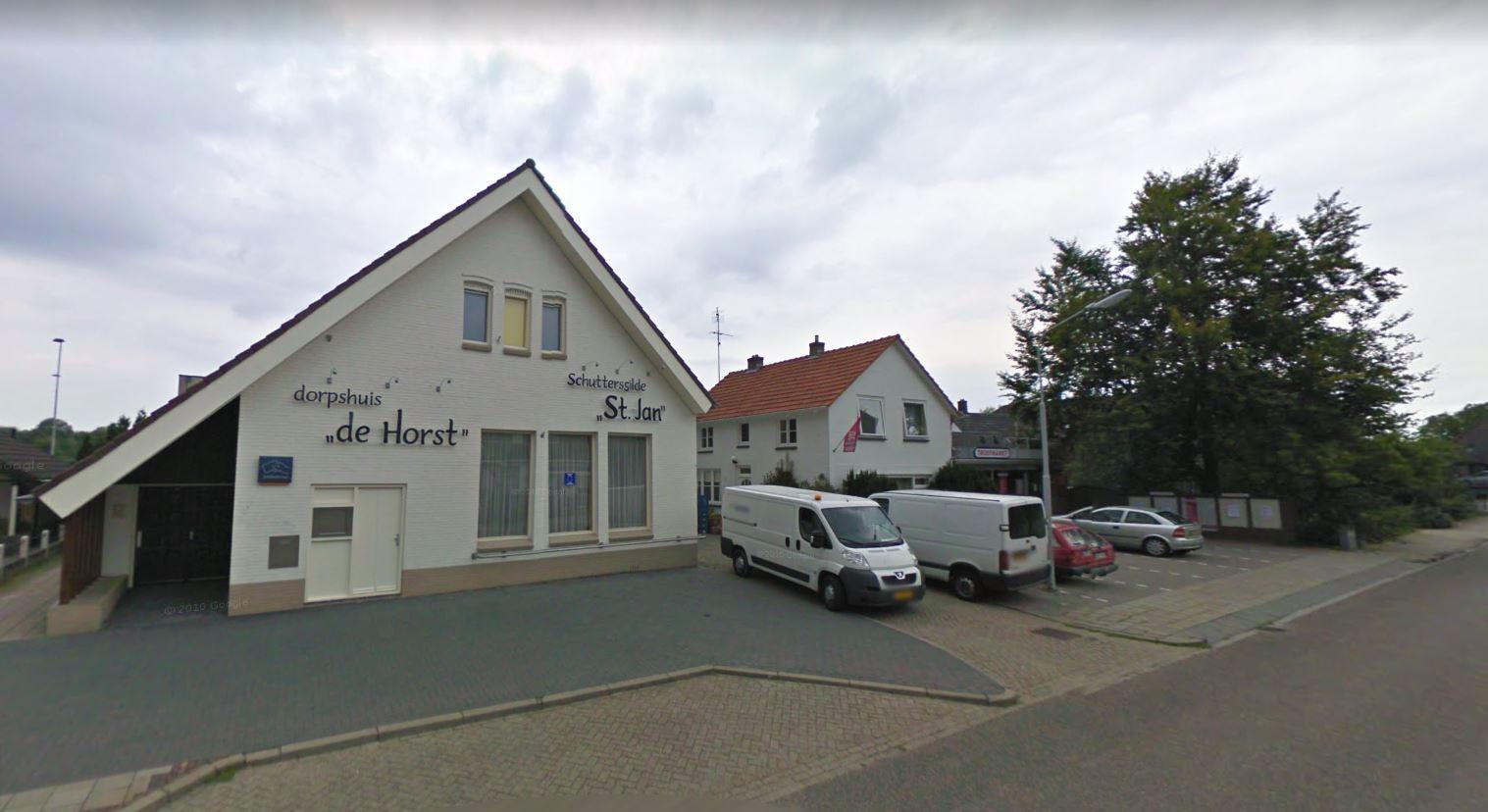Dorpshuis De Horst in Keijenborg.