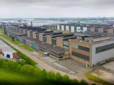 Peute Recycling van Dordrecht naar Nedstaal-terrein in Alblasserdam