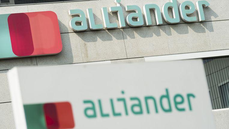 Ook Amsterdam vindt dat Alliander zich aan de wet normering topinkomens moet houden. Beeld ANP