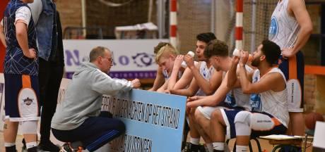 Barten gestopt als coach BC Vlissingen