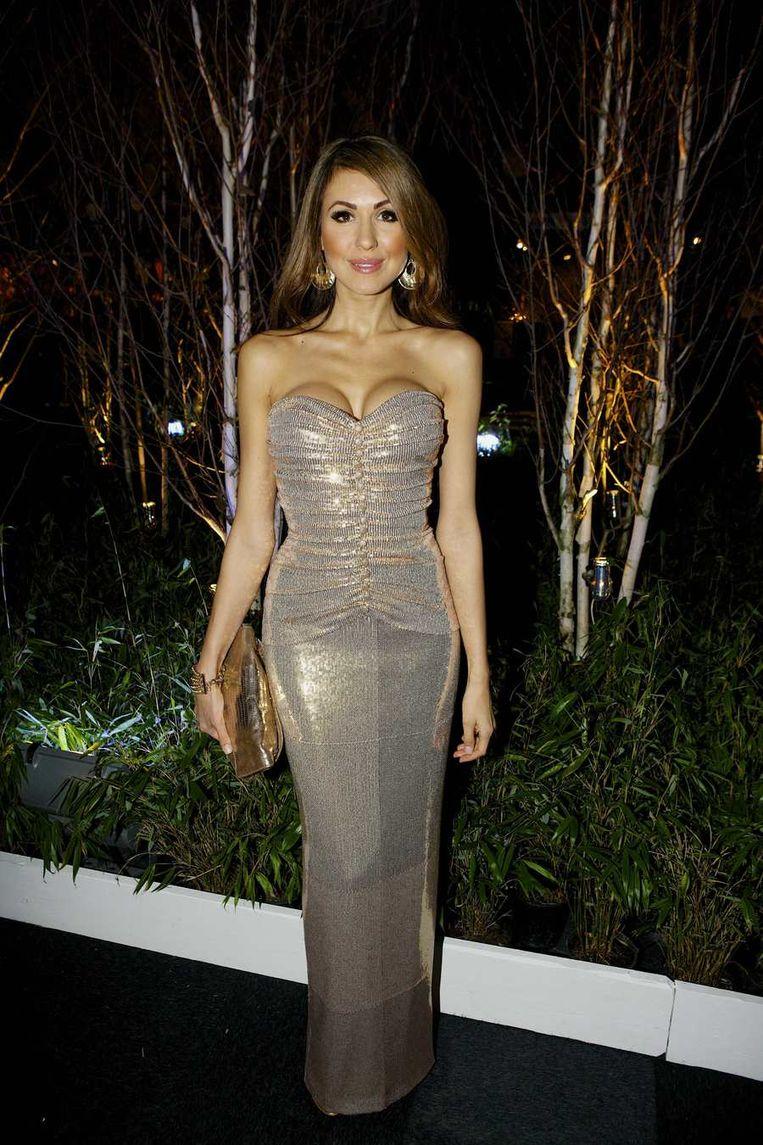 Modemeisje Tamara Elbaz. Beeld anp