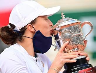 Poolse tienersensatie Swiatek wint zonder setverlies Roland Garros