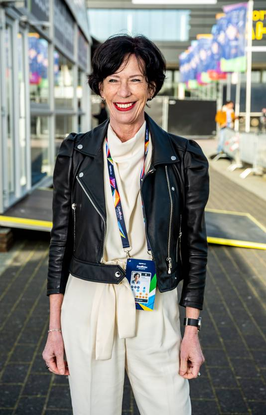 Alice Vlaanderen is projectdirecteur gemeente Rotterdam
