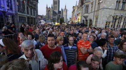 Valse briefjes van 20 euro in omloop op Gentse Feesten, waar steeds meer mensen fiets verkiezen boven bus