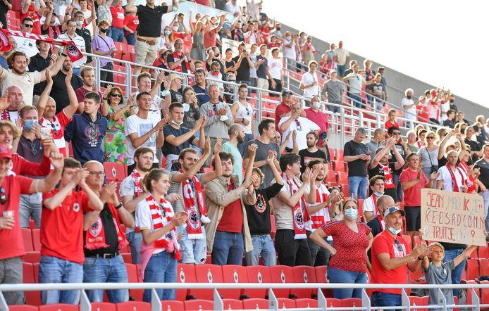 5.000 fans op de Bosuil zagen hoe Antwerp gelijkspeelde tegen Monaco