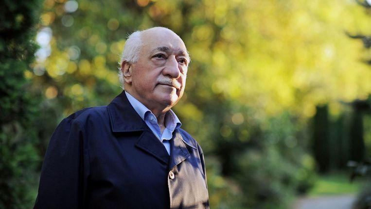 Fethullah Gülen Beeld afp