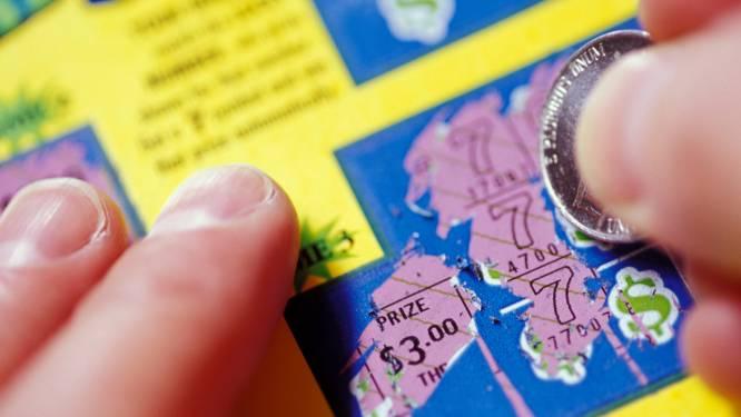 Man uit Detroit gaat met verkeerde krasbiljet naar huis en wint 2 miljoen dollar