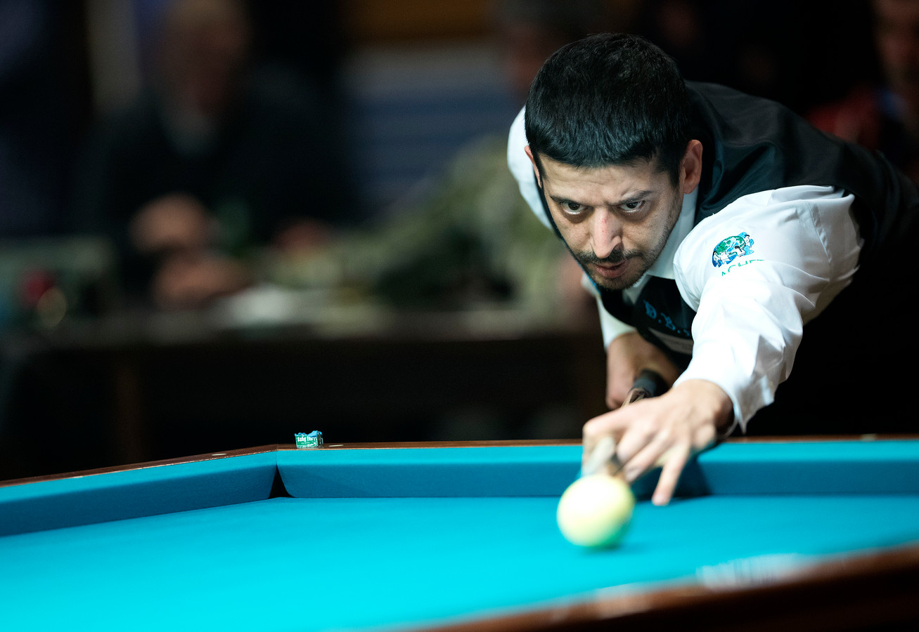 Murat Naci Coklu staat er na twee zeges goed voor in Seoul.