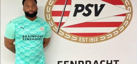 Keeper Devidson Janzen van SV De Braak naar PSV AV
