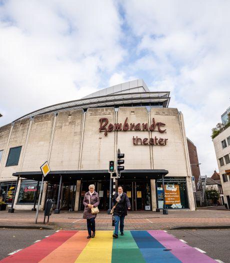 Arnhem gaat de hoogte in: 'Theatertoren' achter Rembrandt
