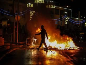 Meer dan honderd gewonden en tientallen arrestaties bij nachtelijke rellen in Jeruzalem
