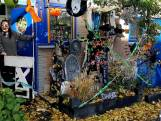 Trick or Treat: de Deventer Patricia maakt Halloween-tuin, tot in alle hoeken