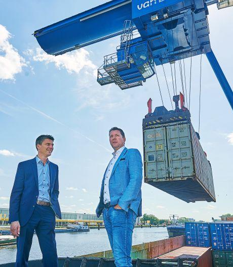 Van Berkel Veghel neemt Osse containeroverslag over