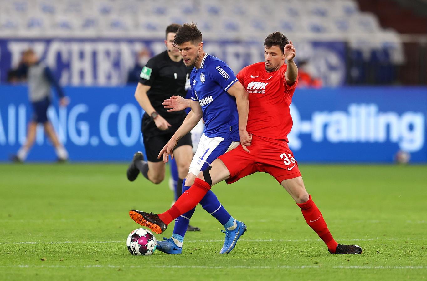 Speelt Klaas-Jan Huntelaar ook volgend seizoen voor Schalke 04?