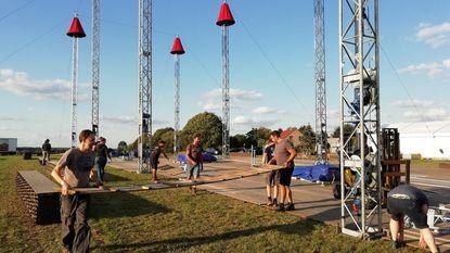 Lolands trekt zijn tenten op voor festivalweekend