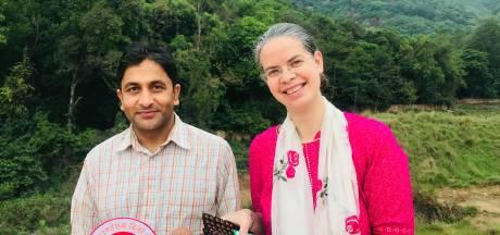 Vordense Ilse beleeft donkere coronatijden in Nepal: 'De angst regeert en dat maakt me neerslachtig'