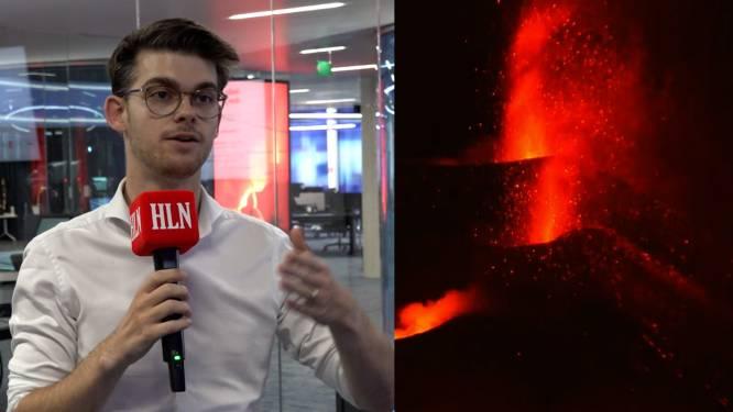 Wolk van zwaveldioxide van vulkaanuitbarsting La Palma bereikt België, moeten we ons zorgen maken?