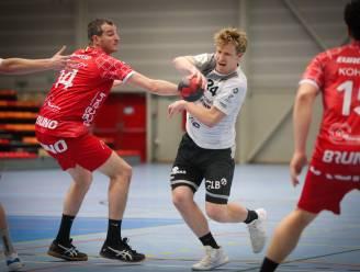 """Florian Glesner (Handbal Tongeren): """"Ons optrekken aan sterke tweede helft tegen Pelt voor start van mini-competitie tegen Visé"""""""