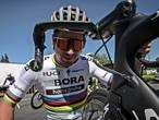 Wereldkampioen Sagan fietst met Westlandse stuurdoppen