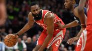Houston na zege op weg naar halve finales, Stephen Curry gaat LeBron James achterna