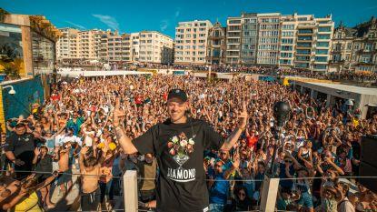 VIDEO. Gers Pardoel brengt duizenden mensen op de been in het Q-Beach House