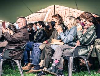 Muziekclub N9 Eeklo speelt weer voor publiek, maar wel in tuin in Kaprijke