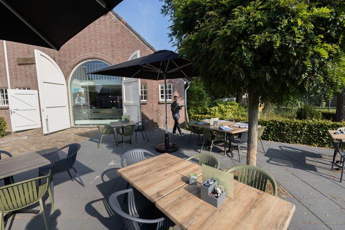 Het gerenoveerde restaurant High Chaparral van Severinus in Veldhoven.