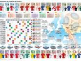 Bekijk hier het volledige speelschema van het WK