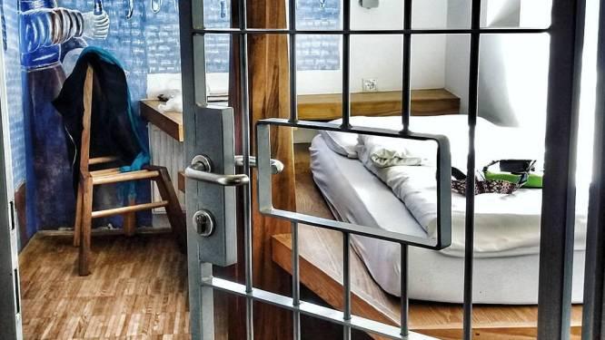 In deze tien gevangenissen kan je ook logeren