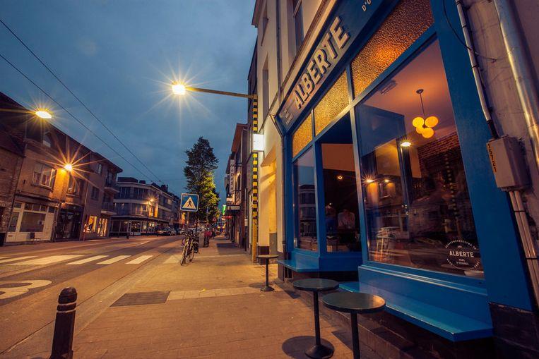 Restaurant Alberte, Gent. Beeld rv