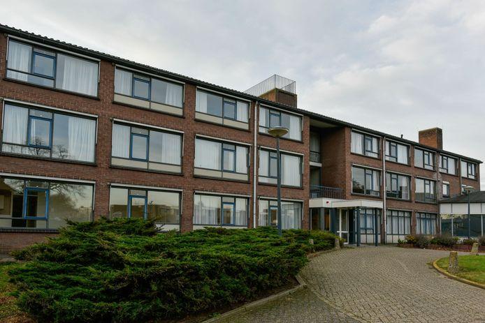 Voormalig zorgcentrum Samarja is gekocht door het Waalwijks bedrijf Dushi.