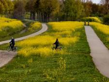 'Het blauwe goud'; verrassende fietsroutes moeten recreanten van de gebaande paden lokken