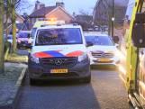Dode door beknelling tussen auto en gevel in De Mortel