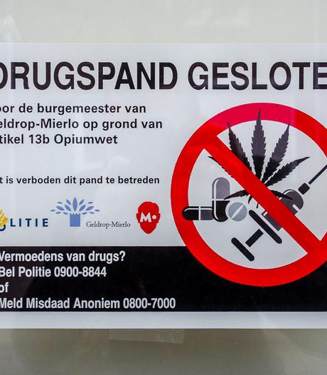 Burgemeesters in Twente blij dat zij  drugspanden sneller mogen sluiten