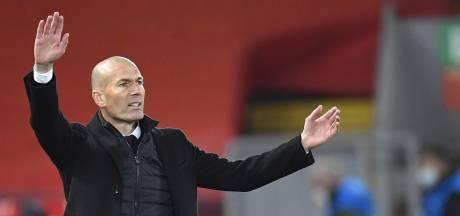"""Zidane sur la Super Ligue: """"J'ai mon avis, mais je ne vais pas vous le donner"""""""